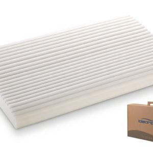 comfort waterfoam cuscino letto biasini